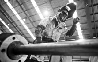 industrial photographer engineering large