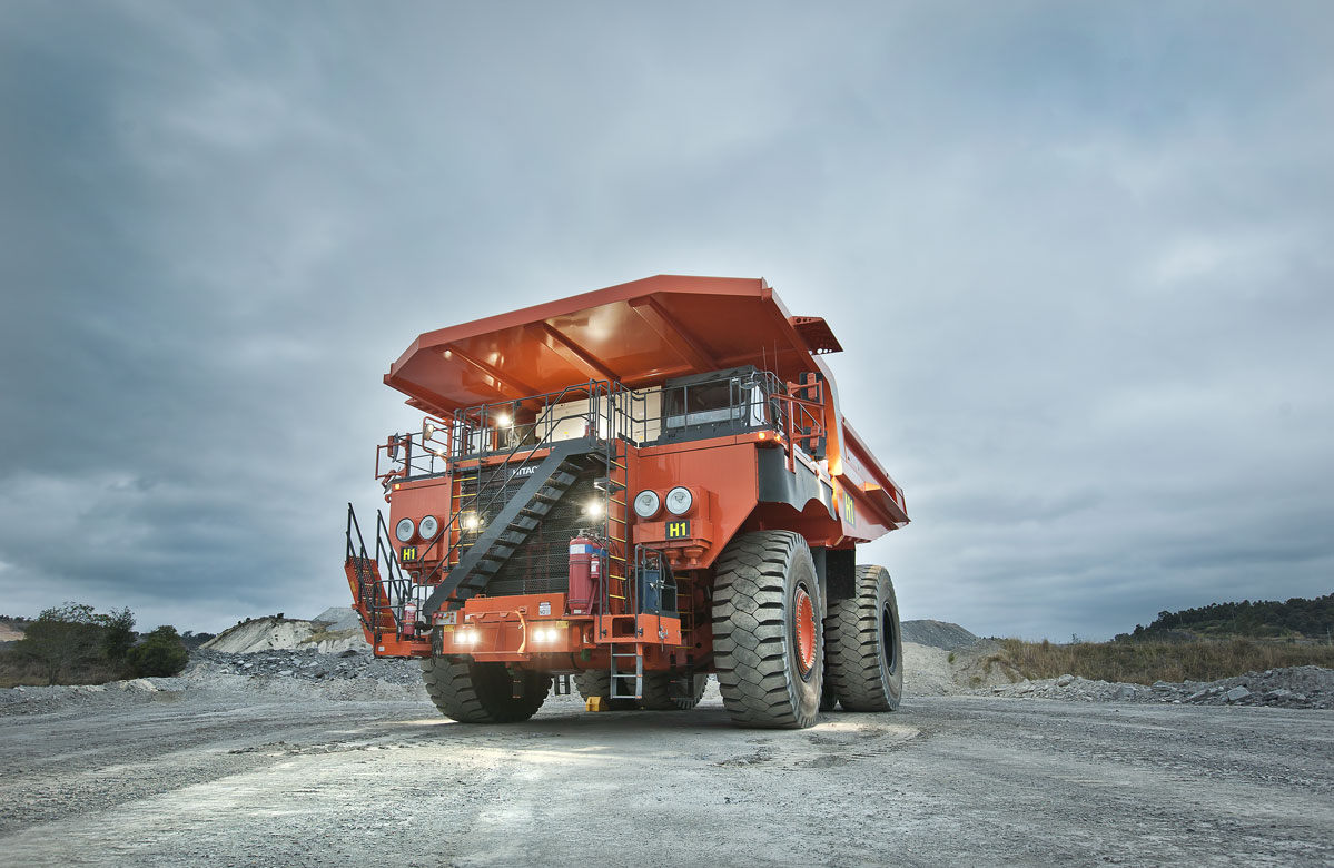 mine photography eh5000 haul truck large